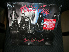 MOTLEY CRUE **Girls, Girls, Girls **NEW 180 GRAM RECORD LP VINYL