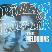 The Melodians : Rivers of Babylon CD Expanded  Album (2019) ***NEW***