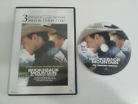 BROKEBACK MOUNTAIN HEATH LEDGER JAKE GYLLENHAAL DVD SLIM ESPAÑOL ENGLISH