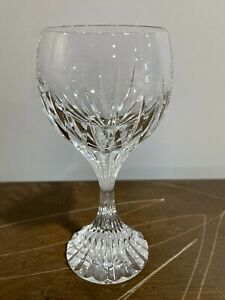 "Baccarat France Crystal Massena Bordeaux Wine Glass 5 7/8"""
