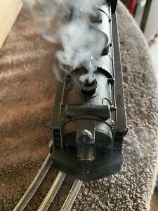 Marx Smoking 666 steam type electric train engine