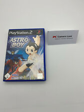 ASTRO BOY SONY PLAYSTATION 2 PS2 SPIEL KOMPLETT OVP CIB GAME GUT