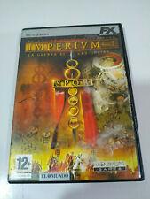IMPERIUM RTC Guerra de las Galias Juego PC CD-ROM España Haemimont