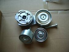Iveco Tector Belt Tensioner 504315785 + Guide/Idler pulleys 504065877-504065878