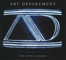 Art Department - The drawing board (CD)