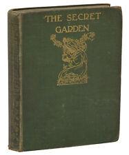 The Secret Garden ~ FRANCES HODGSON BURNETT ~ First UK Edition 1st Printing 1911