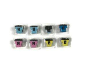 8 HP 02XL Ink Cartridges HP C8733W HP C8774W HP C8730W HP C8734W HP C8732W