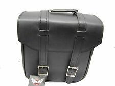New Motorcycle Motorbike OSX  Rexene Leather Sissy Bar Bag  Luggage AC 304