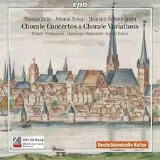 Nouveau CD Thomas Selle (1599-1663) - Chants concerts #g56814329