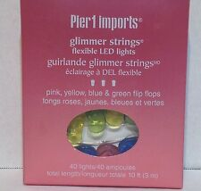 Pier 1 Glimmer String LED Lights