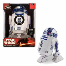 New Official Disney Star The Force Awakens 26cm Talking Interactive R2D2 Figure