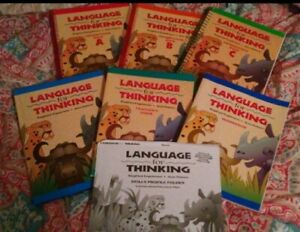 SRA Language for Thinking Complete Set FREE SHIPPING