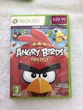 Xbox 360 Angry Birds Trilogía Kinect Compatible