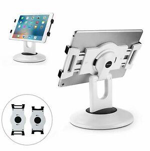 AboveTEK Kiosk POS 360º Rotating Adjustable Tablet iPad Stand Holder Mount Phone