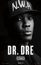 Straight Outta Compton Movie Poster (24x36) - Dr. Dre, Eazy-E, Ice Cube, NWA v3