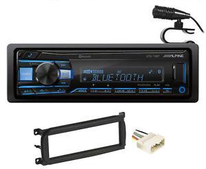 Alpine Digital Media Bluetooth Stereo Receiver For 1999-2004 Jeep Grand Cherokee