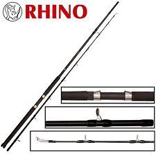 Rhino Trolling Xtra 2,40m 40-80g Trollingrute zum Schleppangeln, Meeresrute