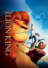 THE LION KING MOVIE POSTER PRINT A3 260GSM