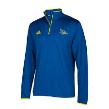 Cal State Bakersfield Roadrunners NCAA Adidas Men's 2018 Sideline Blue Knit