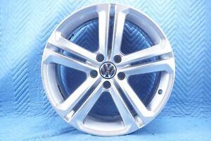 "Volkswagen CC Passat 18"" Alloy Wheel w/Center Cap 18x8"" 10-17 Has Scratches OEM"
