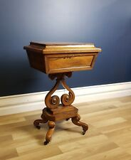 Superb Regency Rosewood Lady's Work Table Circa 1815 Excellent Condition