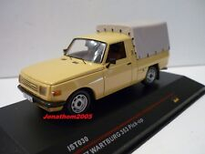 IST MODELS WARTBURG 353 PICK-UP 1977 SABLE au 1/43°