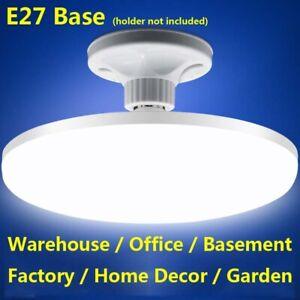 LED Globe Bulb Light 220V E27 UFO Ceiling Light Spotlight White Lamp 40W 50W 60W