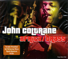 JOHN COLTRANE - AFRICA / BRASS - COLTRANE JAZZ  - 2 ALBUMS  (NEW SEALED 2CD)