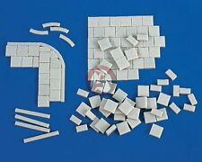 Verlinden 1/35 Paving Tiles / Building Blocks (Various sizes and shapes) 2290