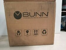 Bunn 1 Soft Heat Coffee Server 1.5 Gallon Stainless Steel 27850.0048
