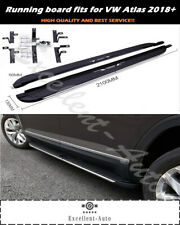 Running Board Side Step Nerf bar Fits for All new VW Volkswagen Atlas 2018-19