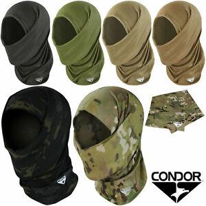 Condor Polyester Tactical Multi-Wrap Face Wrap #212