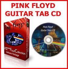 PINK FLOYD & GUITAR TAB CD + TABLATURE SONG BOOK BEST OF GREATEST HITS