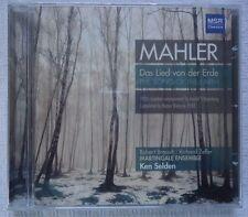 Mahler: Das Lied von der Erde (CD, Jul-2013, MSR Classics) Martingale Ensemble