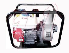 Motopompa autoadescante a scoppio acque torbide 163 cc 4T 6,5 Hp 60.000l/h