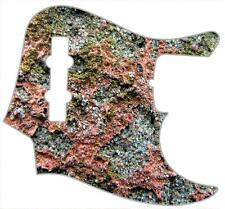 J Bass Pickguard Custom Fender Graphic Graphical Guitar Pick Guard Weathered 2