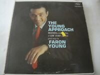 FARON YOUNG THE YOUNG APPROACH VINYL LP ALBUM 1961 CAPITOL RECORDS GOIN STEADY