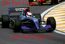 Roland Ratzenberger MTV Simtek 941 Brazilian Grand Prix 1994 Photograph 1