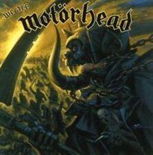 Motorhead We Are CD 10 Track (spv08521822cd) German SPV 2000