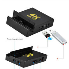 New Dex Station Dock Computer Converter UHD 4K for Samsung Galaxy Note 8 S8 S8+