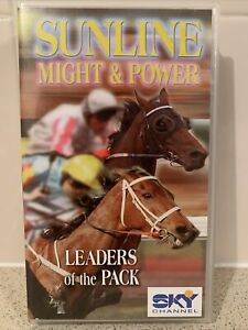 Sunline Might And Power VHS Leaders Of The Pack Sky Channel