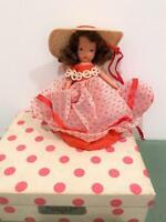 NASB Nancy Ann Storybook Doll 1940 American Girl Southern Belle FR 57 Orig Box