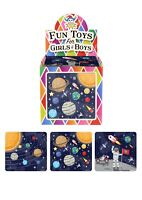 Space 25 Piece Mini Jigsaw Puzzle Party Bag Fillers Toys Favours Gift
