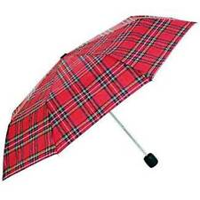 Royal stewart tartan mini umbrella be dry in style