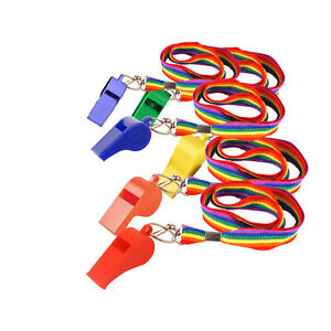 Gay Pride Whistle Rainbow Accessories Multi Colour LGBT Parade Fancy Dress