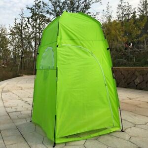 Portable Outdoor Changing Fitting Room Camping Tent Privacy Toilet  Bath Shower