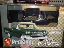AMT PROSHOP 1957 CHRYSLER 300C BLACK Model Car Mountain KIT 1/25 FS