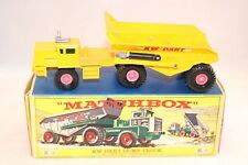 Matchbox K-2 King Size KW-Dart Dump Truck very very near mint in box SUPERB