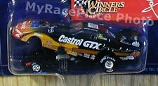 John Force NHRA Funny Car Diecast _ 1998 FORD MUSTANG ELVIS PRESLEY EDITION