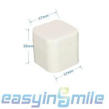 Dental Gauze Dispenser Holder White Medical Gauze Sponge Dispenser Easyinsmile